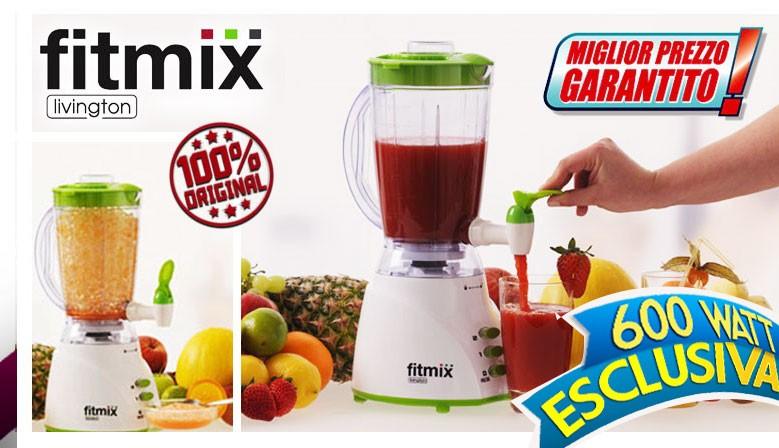 Fitmix ® frullatore centrifuga macinino visto in tv