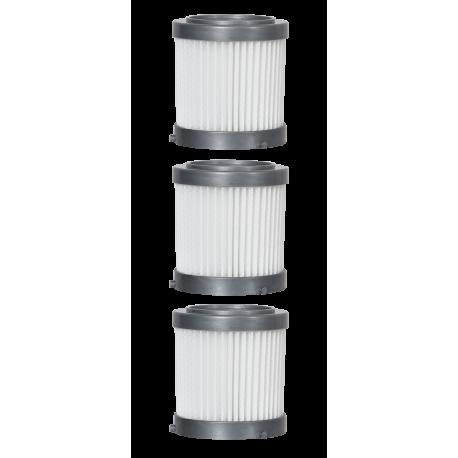 3 Filtri HEPA Livington Prime - La Scopa Elettrica Senza Filo 3in1 l'unica con Tubo Pieghevole
