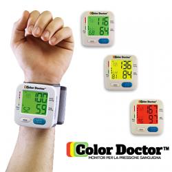 Color Doctor™ - Misuratore semplice e sicuro della Pressione Arteriosa