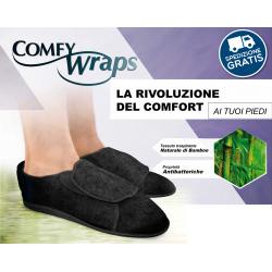 Comfy Wraps - La Rivoluzione del Comfort ai tuoi Piedi