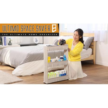 Ultimo Space Saver - Il Miglior Organizzatore per Gli Spazi di Casa