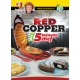 Red Copper 5 Minute Chef - electric meal maker