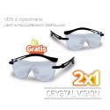 Crystal Vision - Occhiali Ideali per Lavori di Precisione