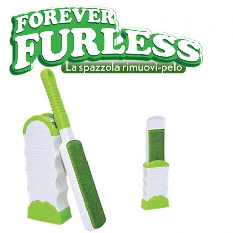 Forever Furless - Spazzola Rimuovi Peli Animali Domestici