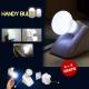 Handy Bulb® Lampadine Led Portatili Senza Fili Brillanti e Montabili a Parete