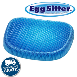 Egg Sitter - Cuscino in gel Traspirante Antidecubito - ECLShop.TV