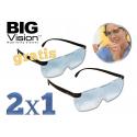 Big Vision - Occhiali HD alta definizione - 2x1