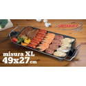Savormatic Grill XL - la piastra elettrica 49x27 cm