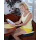 Dualuxe - Il cuscino da seduta ergonomico per il tuo Benessere - offerta 2x1!