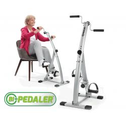 Bi-Pedaler ® la cyclette per gambe e braccia