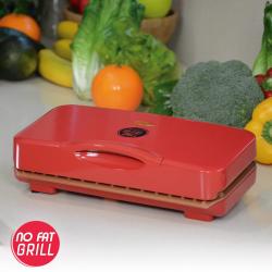 No Fat Grill - la Piastra per cucinare senza grassi