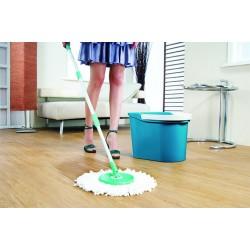Spin & Go Pro® - Il Vero Mocio Rotante in Microfibra Visto in TV