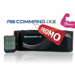 Ab Command iX2® - Cintura Elettrostimolatore Addominale Per Modellare i Tuoi Muscoli