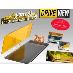 Drive View® - L'Incredibile Visiera Solare Polarizzata per Auto