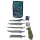 Bladelock Lamasicura - l'innovativo sistema di 5 coltelli in 1