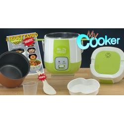My Cooker® - Il Robot Chef per Tutti l'Aiutante Perfetto in Cucina