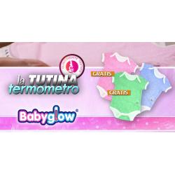 Baby Glow® - La Tutina Termometro Avvisa Febbre Cambiando Colore