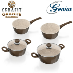 Genius Cerafit Granite® Set 2