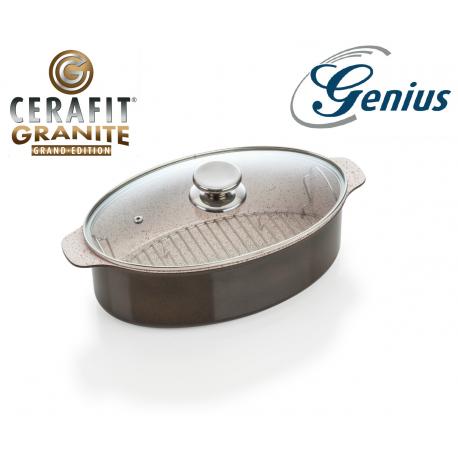 Genius Cerafit® Granite - Pirofila per Arrosti