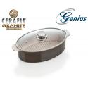 Genius Cerafit® Granite - Pirofila per Arrosti in Granito Antigraffio