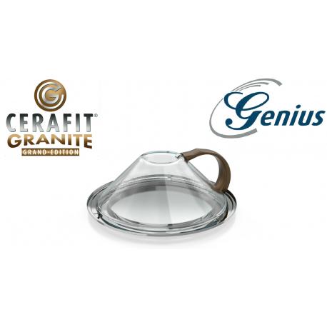 Genius Cerafit® Granite - Coperchio con Foro