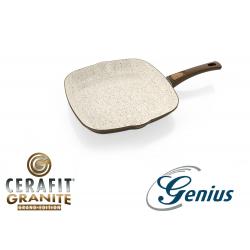 Genius Cerafit® Granite - Bistecchiera (28 cm) in Granito Antigraffio