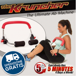 Kruncher® - L'Attrezzo Definitivo per Addominali Visto in TV