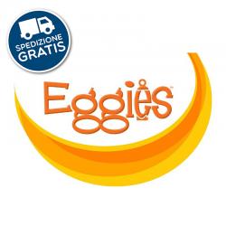 Eggies™ il piacere delle uova sode senza sbucciarle!