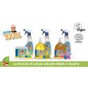 Pure100% - Il Detergente Naturale per una Pulizia Ecologica Imbattibile Contro ogni tipo di Sporco
