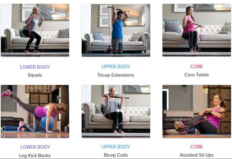 Esercizi BodyGym® Rassoda, Tonifica e Scolpisci il tuo Corpo