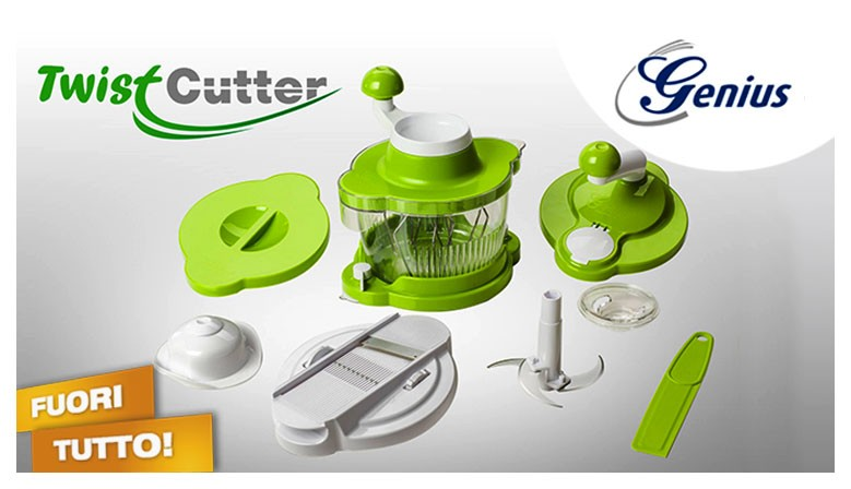 Twist Cutter ® tritatutto Visto in Tv