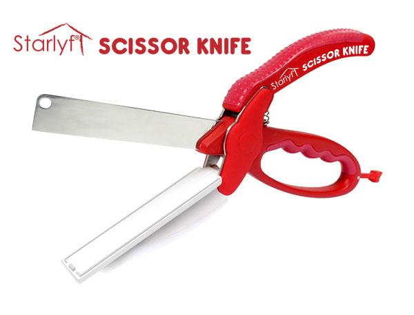 Starlyf Scissor Knife le forbici coltello