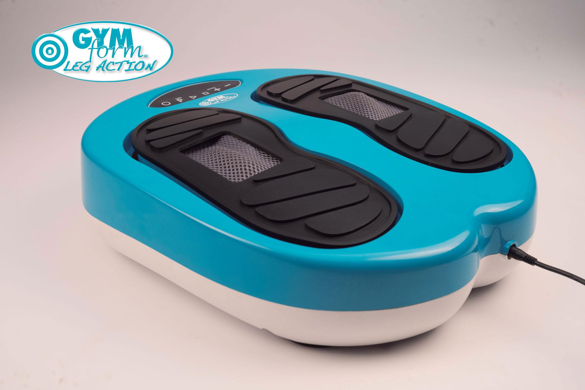 Leg Action Massaggiatore elettrico per piedi e gambe