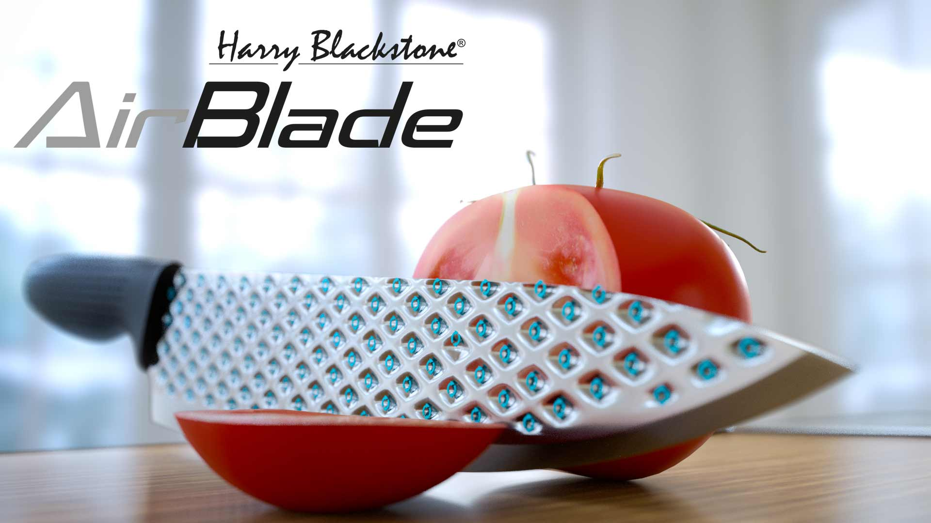 Harry Blackstone Airblade Set coltelli professionali