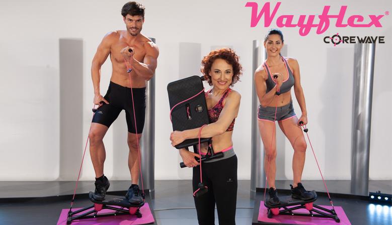 Wayflex® Corewave - Per un Vero Allenamento Total Body - In Offerta a 69,99 €