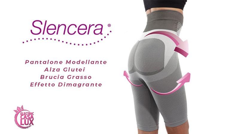 Pantalone Modellante Alza Glutei Brucia Grasso Effetto Dimagrante