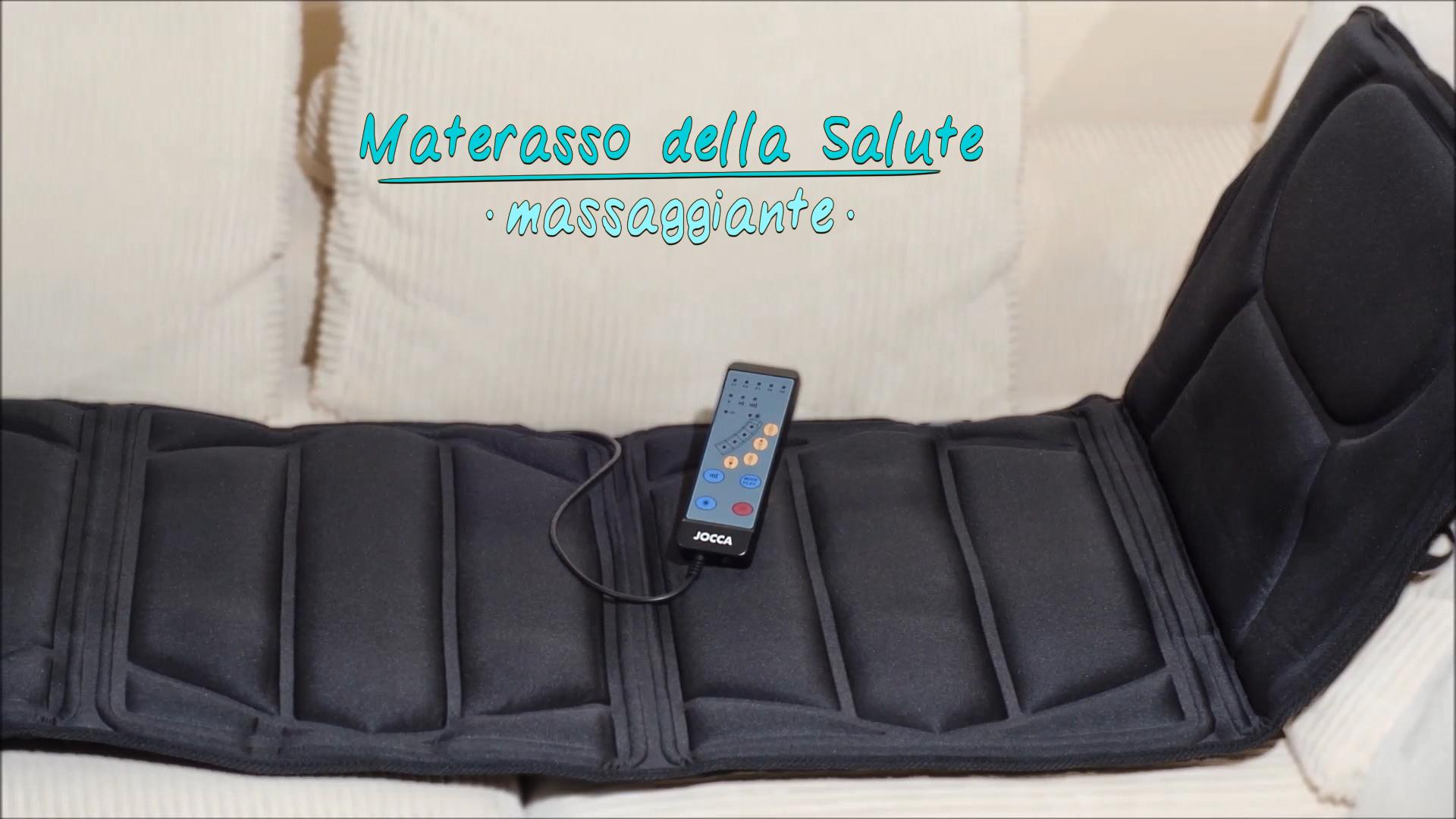 Il nuovo materasso massaggiante di ECL Shop sarà il tuo compagno ideale per rilassarti e farti sentire sempre carico e pronto ad affrontare tutte le attività!